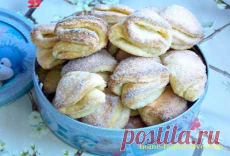 Творожное печенье/Сайт с пошаговыми рецептами с фото для тех кто любит готовить