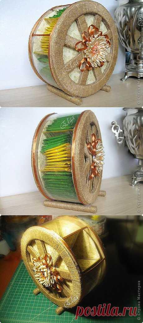 Чайное колесо.