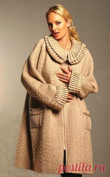 El abrigo por los rayos. Mucho hasta...