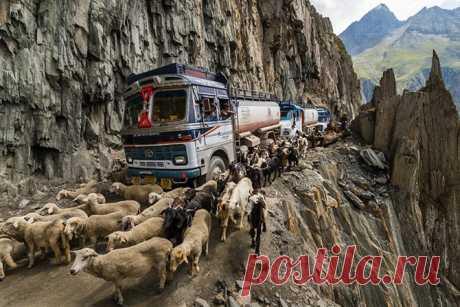 Очень опасные дороги