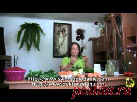 """Виктория Бутенко """"Как правильно приготовить зеленый коктейль"""" (мастер-класс). - YouTube"""