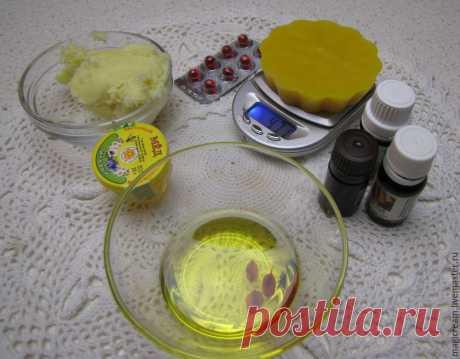 Hacemos la crema invernal medovo-de espino cerval de mar