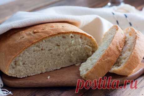 Хлеб из рисовой муки в духовке рецепт с фото пошагово - 1000.menu