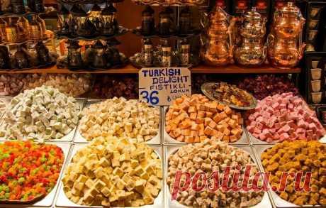 Топ-10 сладостей из Турции: что стоит купить и попробовать | Trip-Advice | Шоппинг и туризм | Яндекс Дзен