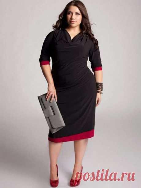 Трикотажные платья модные в 2020 | Краше Всех