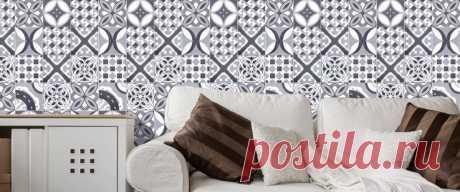 5 способов освежить стены с AliExpress Обои, стикеры и аксессуары для дизайна стен.