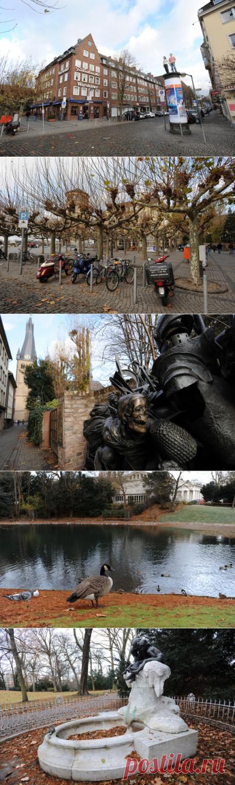 Как Дюссельдорф готовится к Рождеству / Туристический спутник