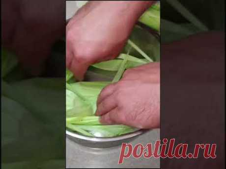 Вкусная варенная кукуруза. Василий Мишлен.Vasily Michlen.