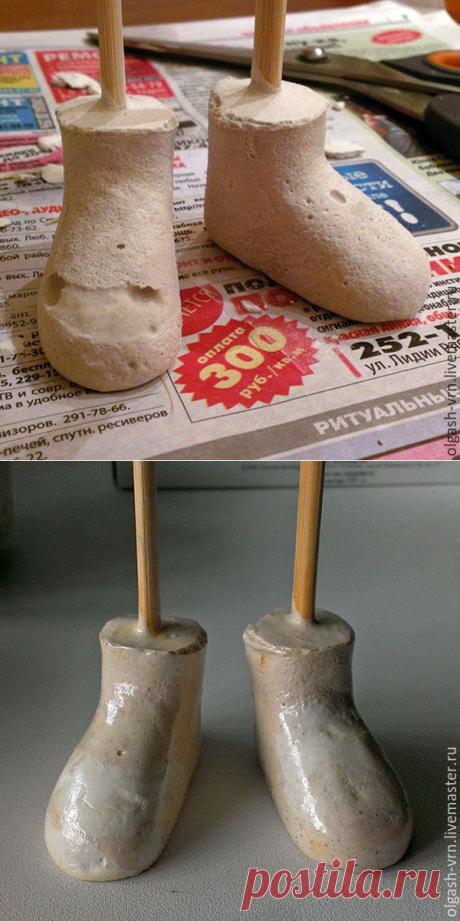 Мастерим кукольные колодки для обуви за сутки | all Dolls