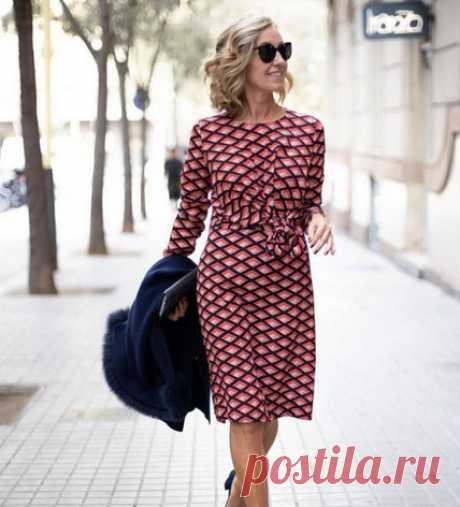 Мода для женщин за 50… Как одеваться и выглядеть стильно? — Мир интересного