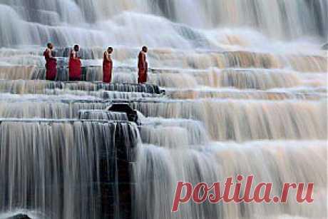 © 7 самых живописных водопадов мира