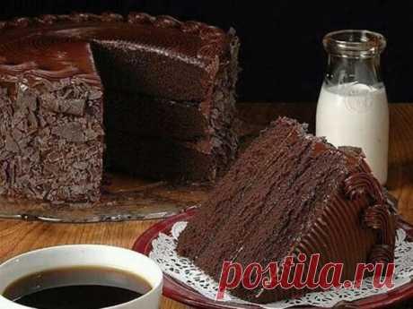 Как приготовить пражский торт в домашних условиях?