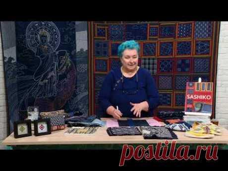 Susan Briscoe - Sewing Quarter Promotional Video
