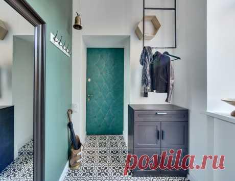 Идеи для маленькой прихожей: Как обустроить маленькую прихожую в квартире, фото, идеи дизайна и решения   Houzz Россия