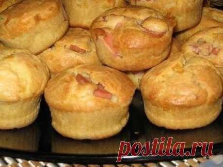 Как приготовить маффины к завтраку - рецепт, ингредиенты и фотографии