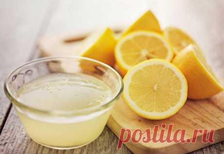 Пей лимонный сок вместо таблеток, если у тебя есть хоть одна из этих 8 проблем