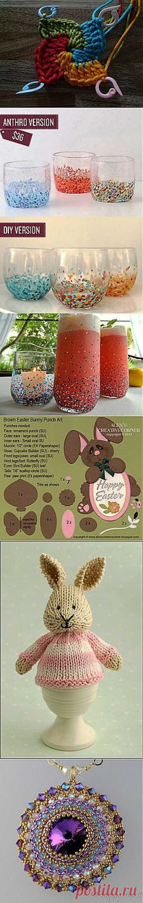 DIY & Crafts on Pinterest - from crochet patterns to costume ideas
