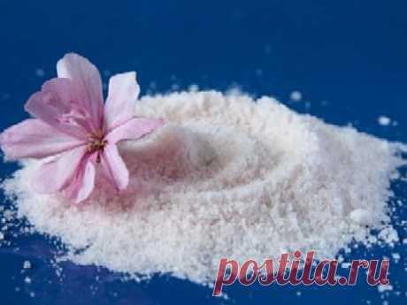 Соль защищает от зла.