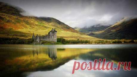 Завораживающая красота Шотландии Родина сэра Конан Дойла и лорда Байрона. Страна с богатейшей историей и удивительной природой. После просмотра фотографий вы точно захотите побывать в Шотландии.                           …