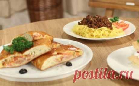 Готовим вместе: рецепты итальянской кухни (ВИДЕО) - tv.ua
