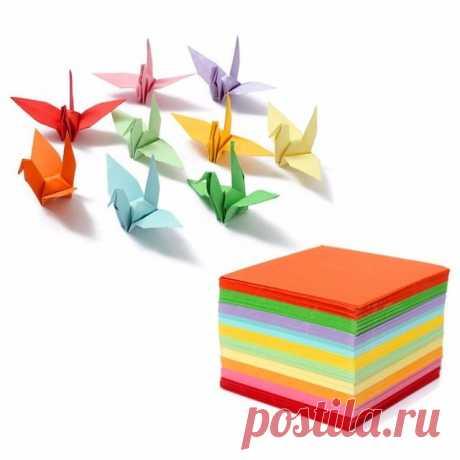 Оригами из бумаги для начинающих: простые схемы | Мир Вышивки | Яндекс Дзен