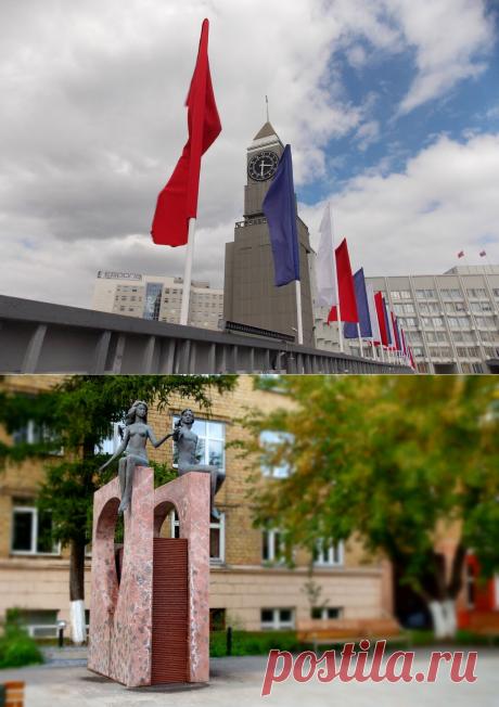 Красноярск — один из красивейших городов России. Здесь уникальная природа, потрясающая архитектура и много-всего вкусного. Да, общепит в Красноярске на 100 баллов! Моя статья — о чудесах и красотах этого удивительного места. Часть первая.