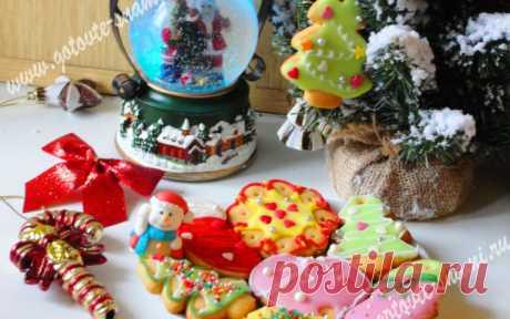 Медовое печенье рецепт | Готовьте с нами