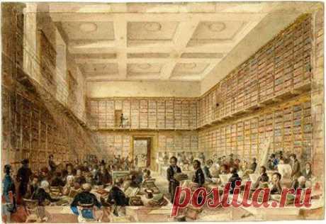Список электронных библиотек в Интернете