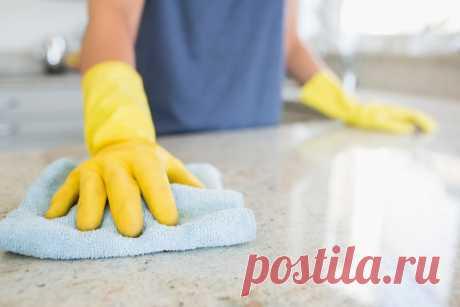 Коронавирус - правила уборки - как часто нужно убирать в доме