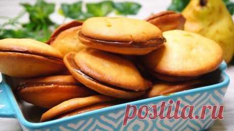 Мягкое Домашнее печенье самое простое . Я его часто готовила в детстве