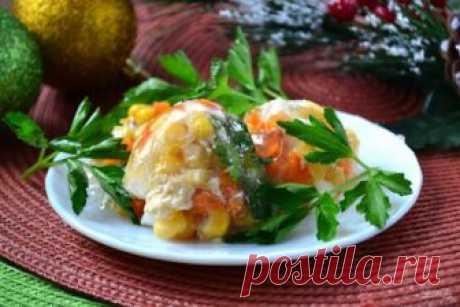 Овощное заливное в яичной скорлупе - пошаговый рецепт с фото на Повар.ру