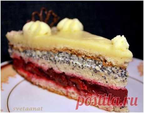 Очень вкусный тортик!!! )))))