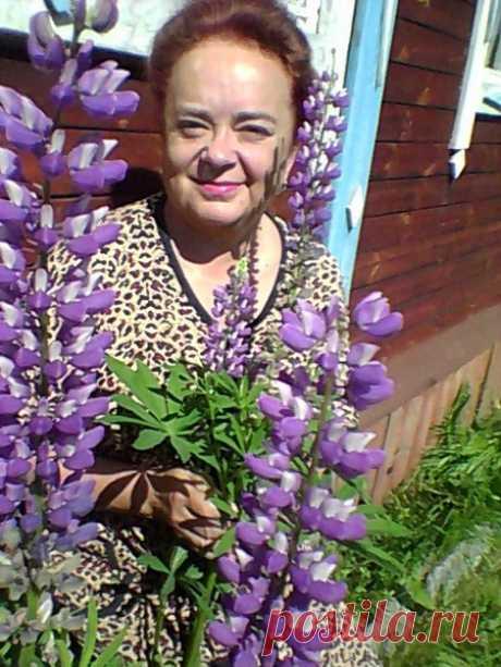 Валентина Савина