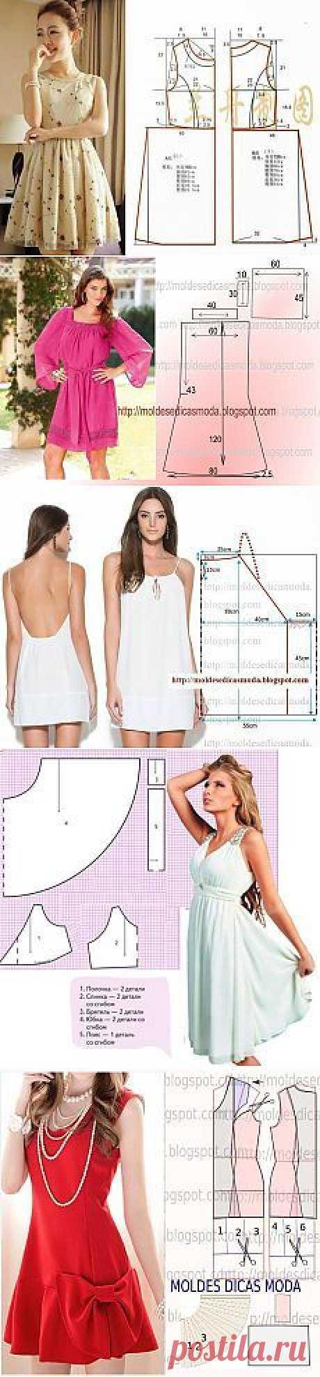 Buscar posts: Vestidos patrones