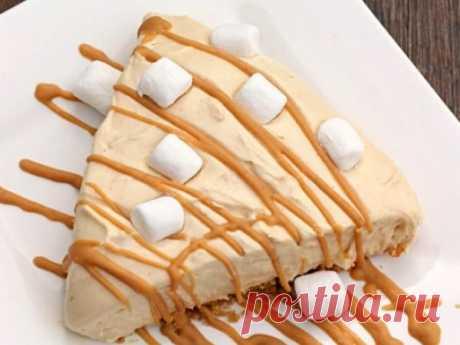 Торт с маршмеллоу — vkusno.co