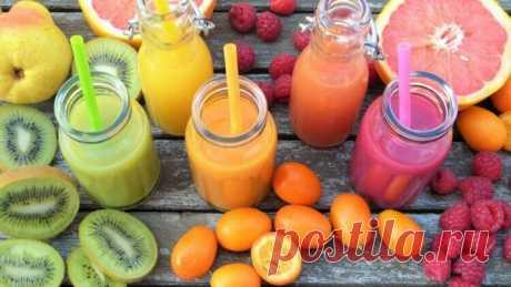 Какие продукты помогают при недостатке витаминов?