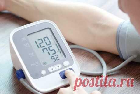 Простые советы, которые помогут нормализовать артериальное давление