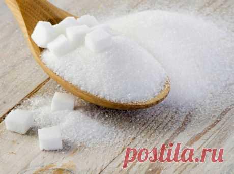 11 совершенно новых вариантов применения сахара в быту — Полезные советы