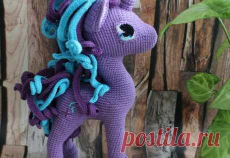 Схемы для вязания крючком игрушек из мира фэнтези