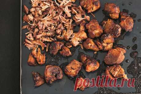 Рваная свинина, пошаговый рецепт с фотографиями – основные блюда. «Еда»