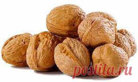 Полезные свойства грецких орехов!