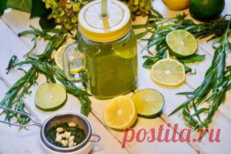 """Домашний лимонад """"Тархун"""""""