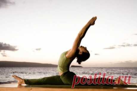 Упражнения на растяжку. Чем полезен шпагат именно для женского здоровья