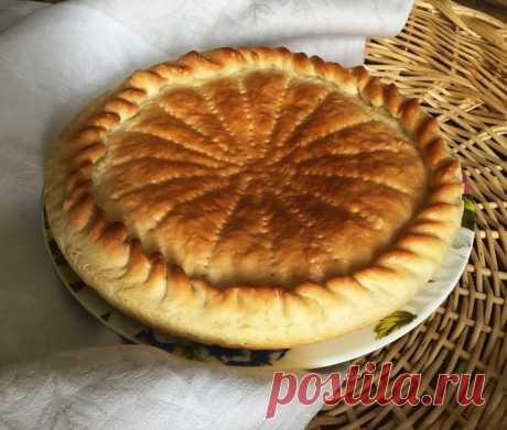 Проверенный рецепт отличного пирога. Главное - тесто: простое, послушное и пышное - Кулинарный блог Хочу поделиться проверенным мною рецептом отличного домашнего пирога. Его обожают мои внуки. Главное достоинство пирога – тесто. Оно очень простое в приготовлении, послушное, не прилипает к рукам и...