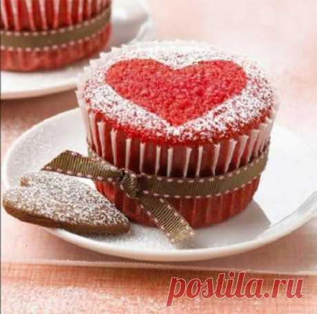 Торт сердце на День влюбленных: вкусная валентинка на 14 февраля