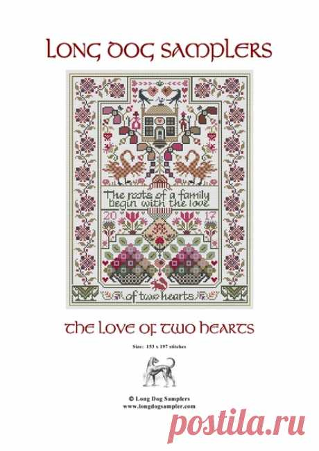 Long Dog - The Love of Two Hearts