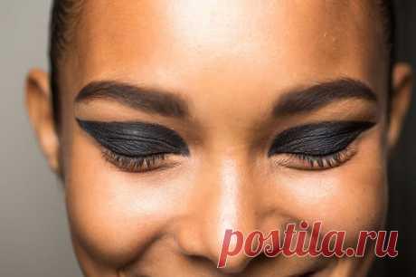Как создать макияж глаз без труда