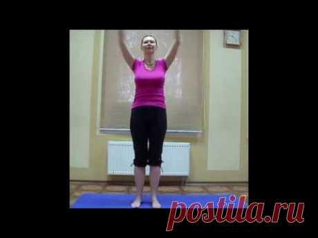 Инсульт, головные боли, гипертония - профилактика упражнениями