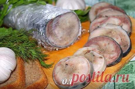 улет из скумбрии  Для приготовления понадобится: скумбрия свежемороженая 2- 3 шт соль - 1 стол ложка Показать полностью…