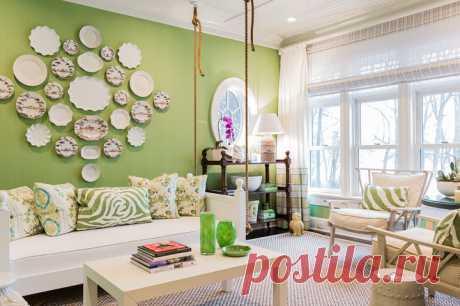 10 идей весеннего обновления: советы по декорированию интерьера